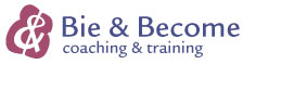 Bie en Become logo